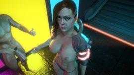 Nudité frontale dans Cyberpunk 2077 : assumé ou mytho ?