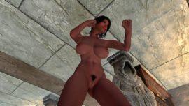 Mes mods porno sur Skyrim