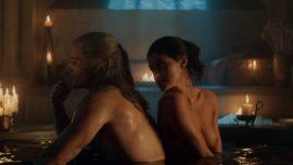 Anya Chalotra nue - Yennefer de Vengerberg - Witcher Netflix 06